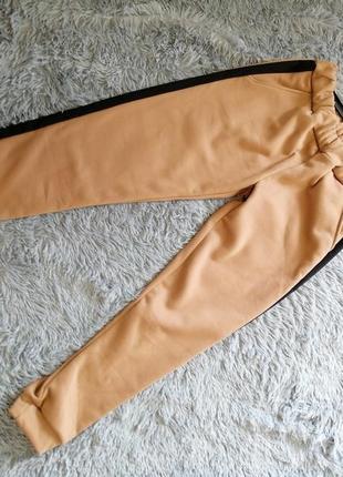 Тёплые брюки штаны на флисе