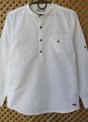 Фирменная рубашка от zara