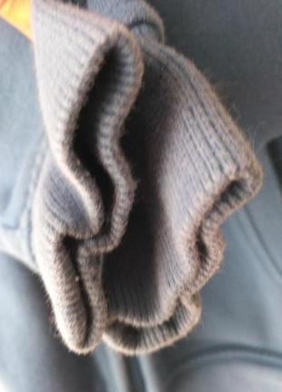 Кофта с капюшоном для мальчика 7-8 лет5 фото