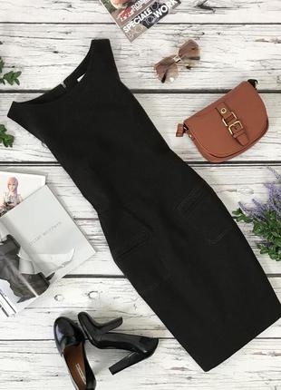 Базовое платье-футляр в деловом стиле   dr4297