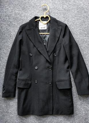 Цена только сегодня! оригинал шикарный двубортный блейзер пиджак жакет
