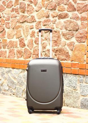 Качество чемодан пластиковый мини ручная кладь для визеир wizzair валіза
