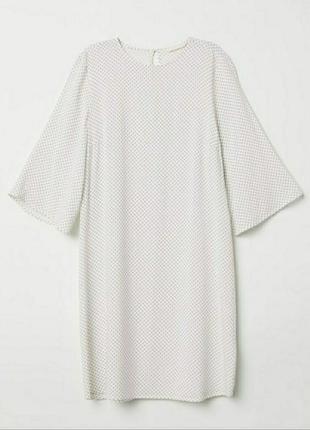 Нежнейшее платье от h&m