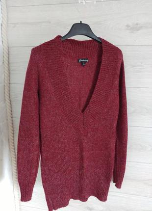 Вязаный свитерок stradivarius