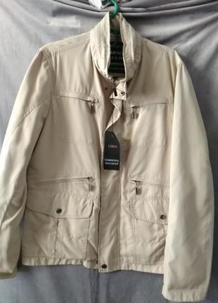 Чоловіча тонка куртка, італія, della moda, р.50