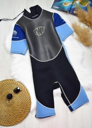Гидрокостюм комбинезон для плавания сёрфинга кайтсерфинг дайвинг