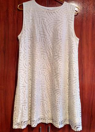 Лёгкое платье от украинского бренда