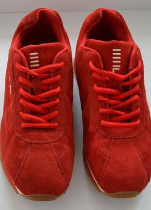 Женские фирменные кроссовки fila размер по стельке 24см