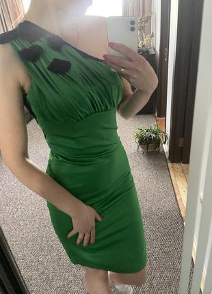 Ексклюзивне, стильне, атласне, елегантне з мережевом плаття, сукня, дешево