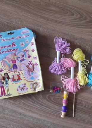 Набор для рукоделия куколка для вязания