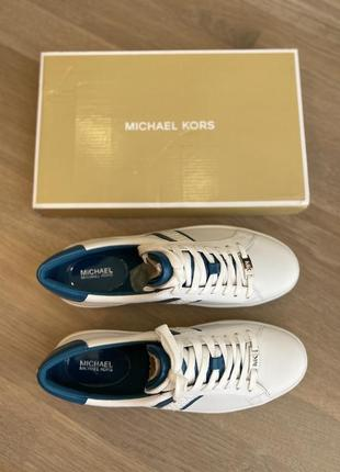 Michael kors кеды, кроссовки. 39. майкл корс обувь5 фото