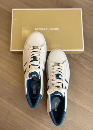 Michael kors кеды, кроссовки. 39. майкл корс обувь6 фото