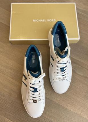 Michael kors кеды, кроссовки. 39. майкл корс обувь7 фото
