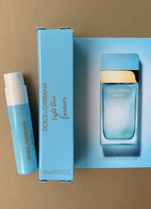 Light blue forever dolce&gabbana для женщин пробник