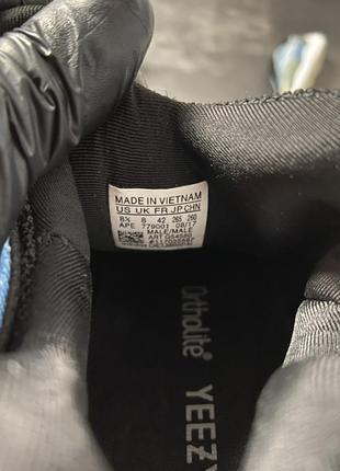 Кроссовки adidas yeezy boost 700 v3 blue9 фото