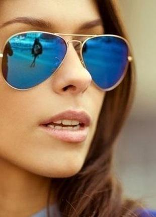 Крутые солнцезащитные очки rayban