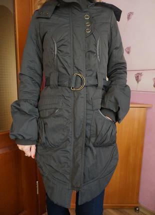 Оригинальное пальто xs-s