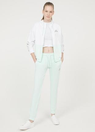 Костюм спортивный фирменный kappa штаны спортивные худи кофта