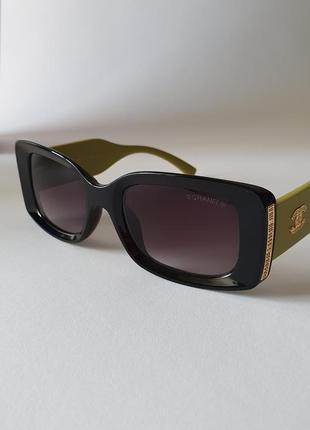 Жіночі сонцезахисні окуляри,  женские солнцезащитные очки3 фото