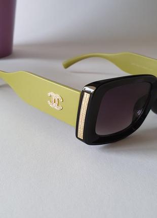 Жіночі сонцезахисні окуляри,  женские солнцезащитные очки2 фото