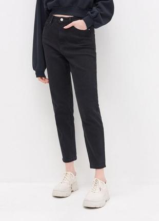 Стильні базові джинси mom фірма house! cупер якість!