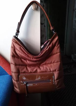 Зимова сумка