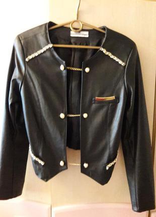 Стильный пиджак elisabetta franchi