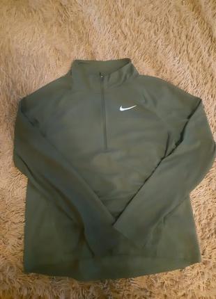 Nike running лонгслив