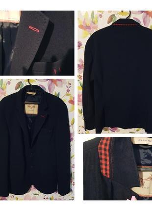 Крутой пиджак от zara man