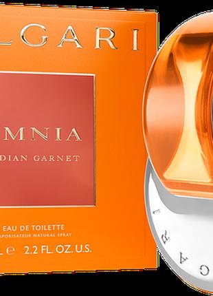Женский парфюм bvlgari omnia indian garnet
