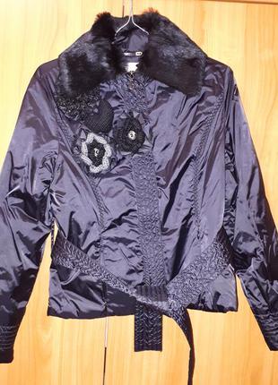 Пуховик maxmara куртка италия оригинал