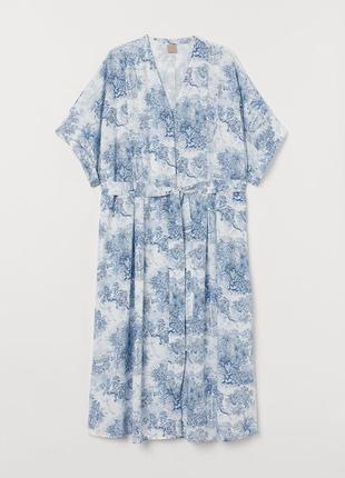 Платье h&m + 66-68 р-р
