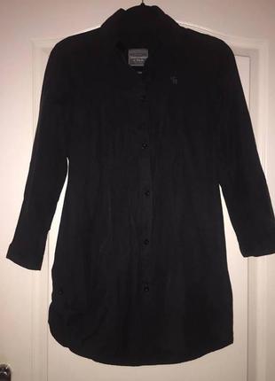 Платье рубашка от abercrombie&fitch