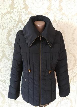 Красивая тёплая осеннё-зимняя куртка