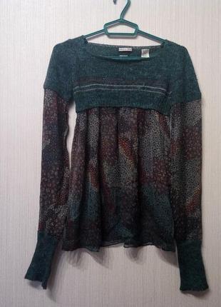 Интересная блуза от miss sixty