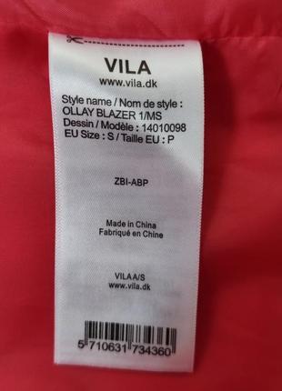 Піджак пиджак vila clothes4 фото