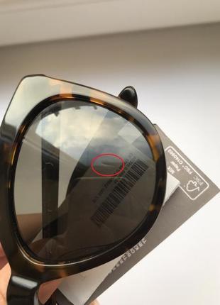 🔥ликвидация! 🕶 premium quality. новые поляризационные очки h&m, большая скидка за микродефект6 фото
