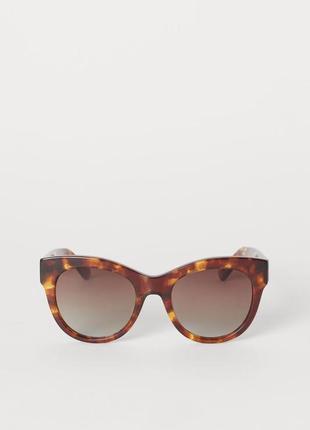 🕶 premium quality. новые поляризационные очки h&m, большая скидка за микродефект