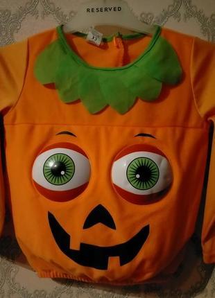 Детский карнавальный костюм хеллоуин
