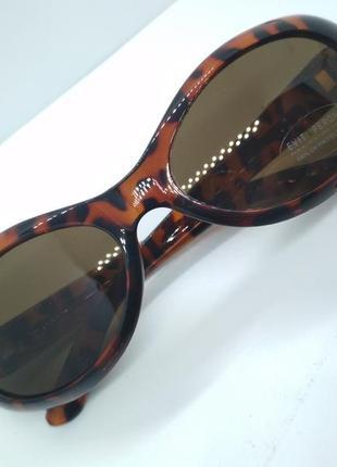 Солнцезащитные очки evita peroni, роговая оправа