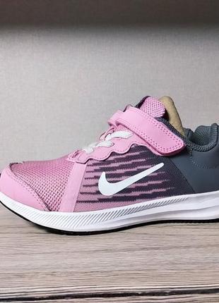 Nike downshifter 8 кроссовки оригинал натуральная кожа