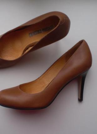 Туфли женские buffalo london кожа 36р.