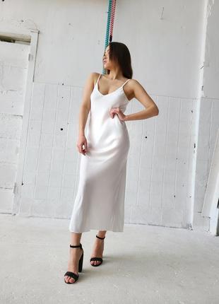 Невероятно красивое и нежное платье комбинация