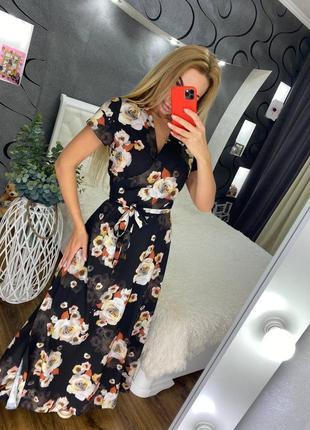 Платье на 42-50 размер