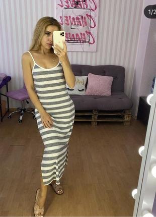 Сарафан zara. платье zara