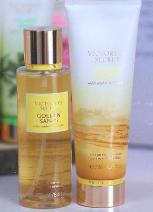 Victoria's secret golden sands fragrance mist
