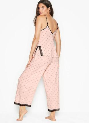 Пижама victoria's secret виктория сикрет вікторія сікрет одежда для дома для сна