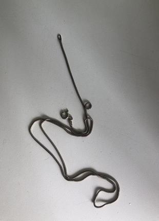Серебряная цепочка , цепочка, цепочка серебро
