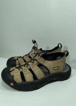 Кожаные сандалии keen р.43 (27,5 см)