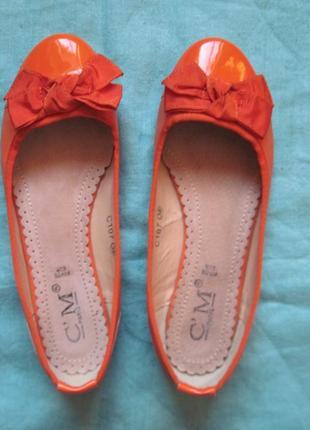 C'm paris (37, 23,5 см) балетки